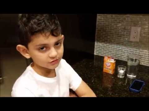 Alexandro Cruz. Science Project 2017. What dissolves better: baking soda or salt?