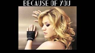 Download Kelly Clarkson - because of you (audio)