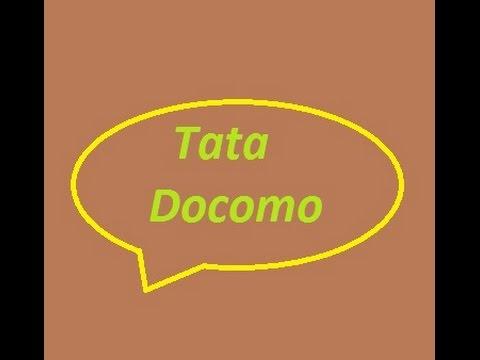 tata docomo tricks and tips
