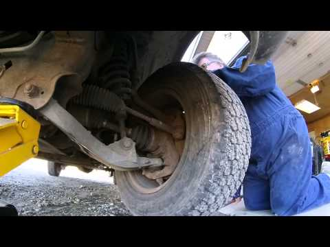 How do you Know if your Ball Joints are Bad