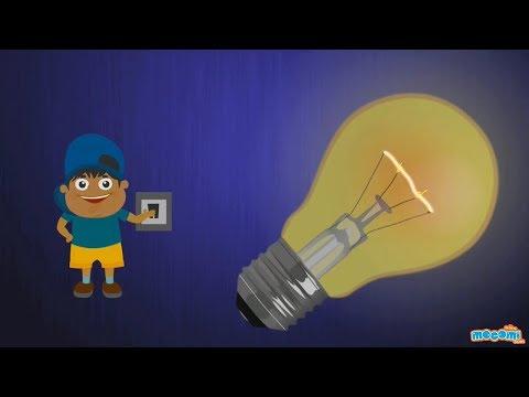 How does a Light Bulb work? | Mocomi Kids