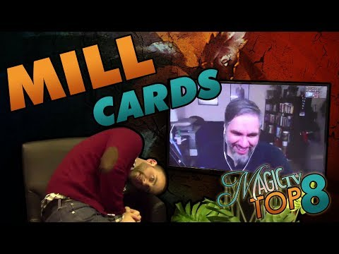 Top 8 Mill Cards in Magic: The Gathering