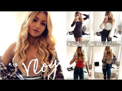 Daily Vlog! / Mini Misspap Try On Haul & Life Chat!