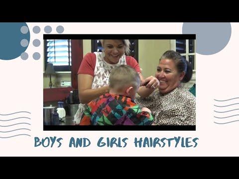 (Toddler Boy Haircuts) Fun Stylish Cut For Little Boys