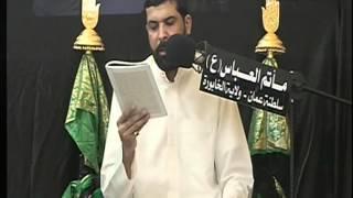 #x202b;دعاء الجوشن الكبير - الحاج ميثم التمار - مأتم العباس ع - سلطنة عمان - الخابورة#x202c;lrm;