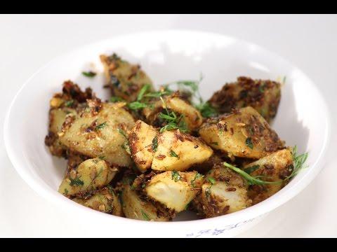 Jeera Aloo | 5 Best Potato Recipes | Chef Anupa | Sanjeev Kapoor Khazana