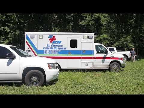 1 dead, 2 injured after helicopter crash in Boutte