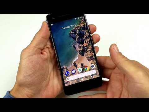 Google Pixel 1 & 2: How to Take a Screenshot