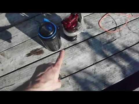 Sawyer Squeeze vs MSR Pump filter