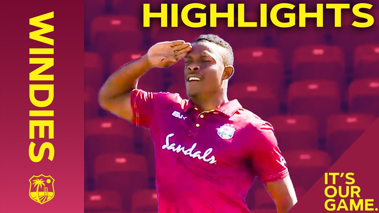 Final Over THRILLER As Both Teams Hit 200+! | Windies vs Ireland 1st T20I 2020 - Highlights