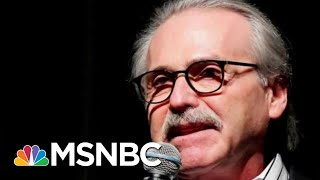 Download Jeff Bezos: National Enquirer Made Extortion Threat Over Investigation | Rachel Maddow | MSNBC Video