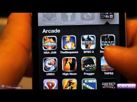 iOS 6 / iOS 5 - New Features / Tips - Top Ten Game Apps - Dom's Best App Store Top 10 Picks