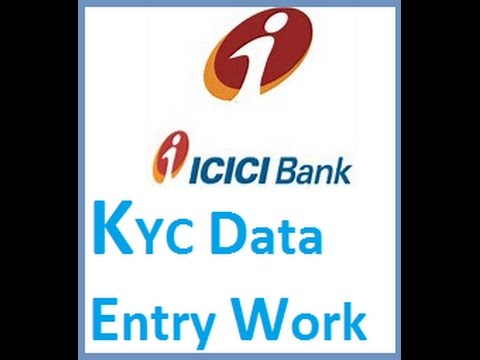 How to Start ICICI Bank Data Entry Work