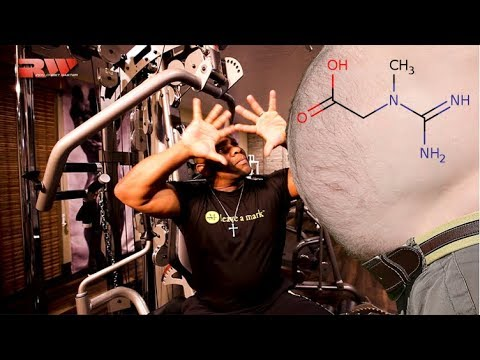 HOW Creatine Can Affect WEIGHT LOSS    [Muscle Fitness Principles]