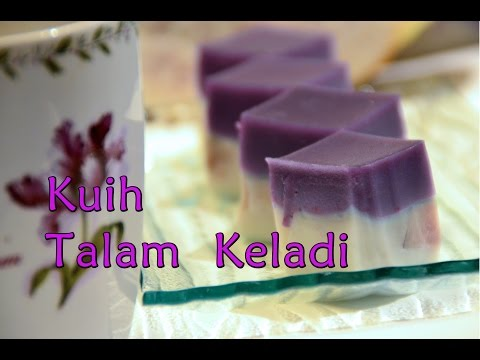 Resepi Talam Keladi
