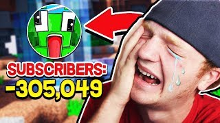 I LOST ALL MY SUBSCRIBERS...