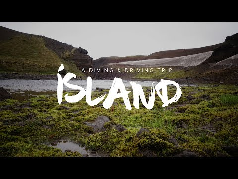 The Jetlagged: Ísland - A Diving & Driving Trip around Iceland