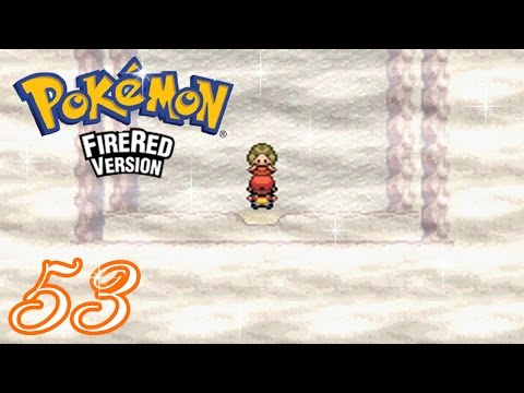 Pokemon FireRed Complete Walkthrough - Part 53: The Lost Cave (HD 1080p)
