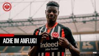 Ache im Anflug I Stürmer Ragnar Ache wechselt im Sommer zu Eintracht Frankfurt