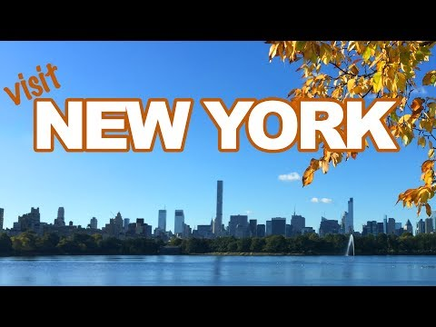 VISIT NEW YORK | Moments of the Big Apple