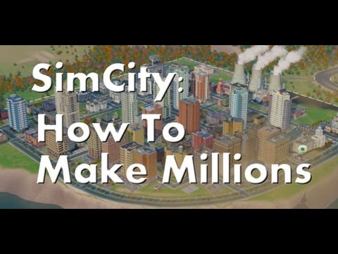 Sim City - From Zero to Silicon Valley - How to make millions with your city! (Part One)