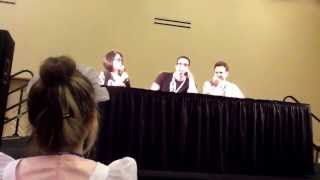 """""""Voices of Black Butler"""" part 1- Colossalcon 2013"""