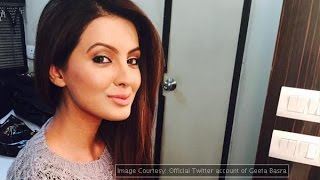 Geeta Basra serves customers at her parent