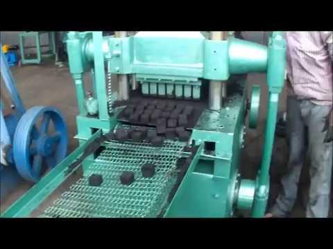 Rajkumar Agro Introduces Shisha Charcoal Briquette Making Machine