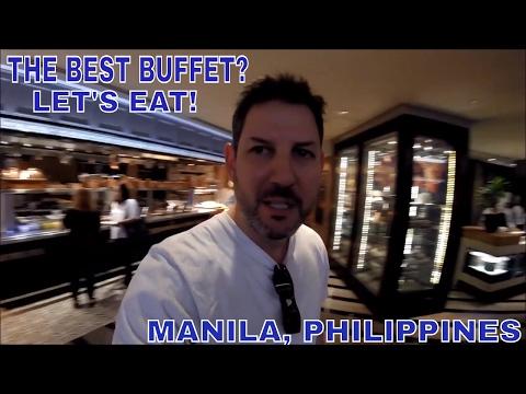 Philippines, Manila: The Best Brunch Buffet In Manila?