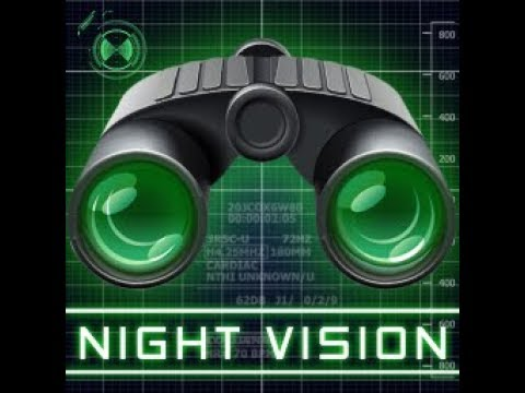 POWERFUL NIGHT VISION WITH PERFECT SIGHT