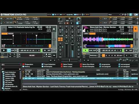 DJ Screencast: Preparing Acapellas