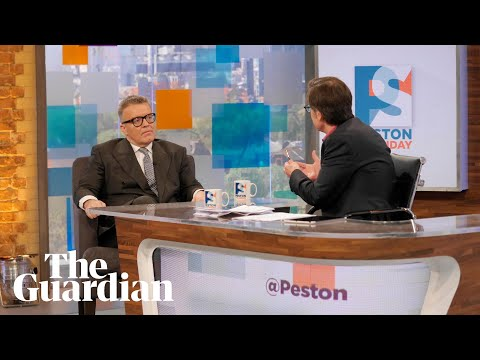 'I kept reading about Labour politicians that died early,' says Tom Watson