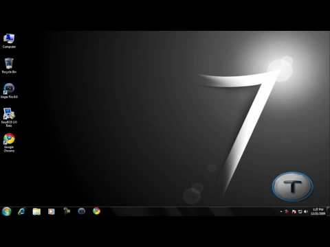How to Change Your Login Screen In Windows 7