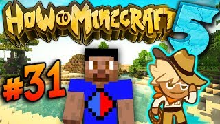 SEARCHING FOR THE NEW DUNGEON! - How To Minecraft S5 #31