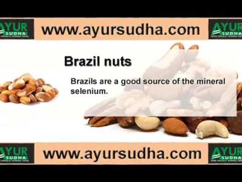 Ayurveda Health  by AYUR-SUDHA - Health Benefits of Nuts - Ayurvedic Treatments
