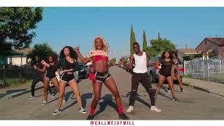 Kandie does the Nicki Minaj #goodformchallenge