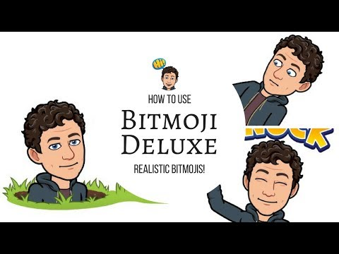 How to Use Bitmoji Deluxe