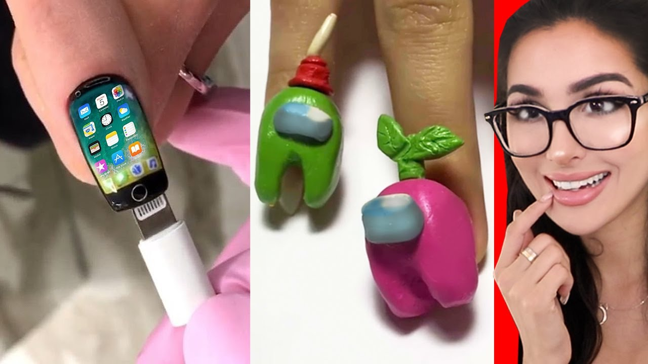Craziest Nail Art On Another Level