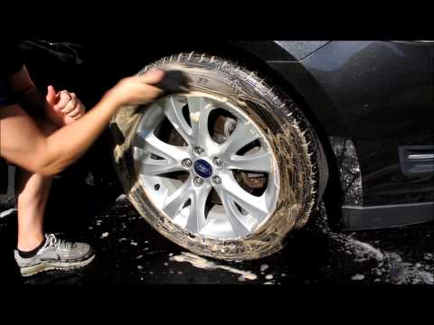 Tuf Shine Tire Cleaner Prep for Tire Clear Coat