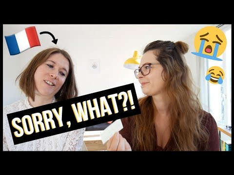 I CAN'T SAY IT!! Most Difficult French Words to Pronounce (especially for English Speakers)!