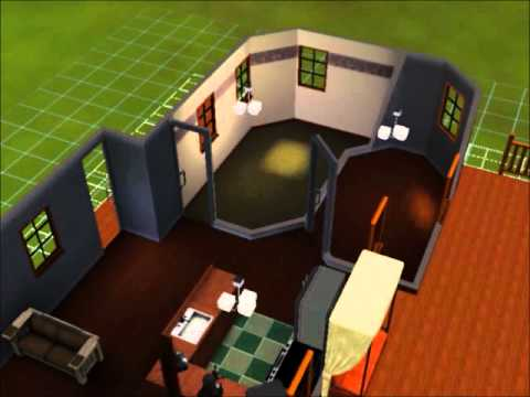 Building a Pond House in Sims 3