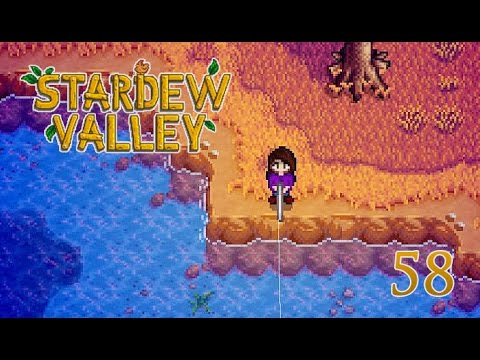 Stardew Valley || 58 || Quest for a Tiger Trout