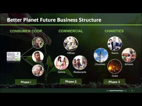 Better Planet Paper Presentation