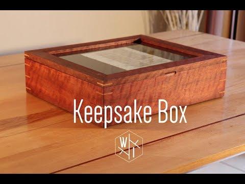 Making a Keepsake Box