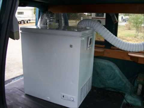 Redneck Air Conditioner Chest Freezer Conversion