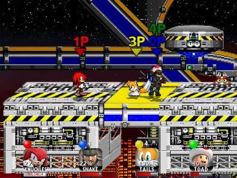 Super Smash Bros. Crusade v0.3.1 - All Final Smashes