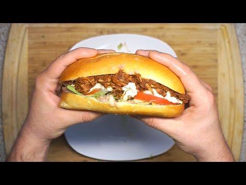 NON-VEGANS TRY VEGAN TORTA | THE RAW BOY VEGAN FOOD