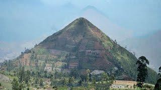 Oldest Pyramid In The World Found Hidden In Java?