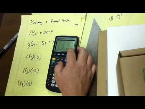 Product Function on the Calculator - 13