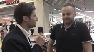 Bartosz Pawarski, wywiad - 47. Rajd Świdnicki-Krause, 26.04.2019